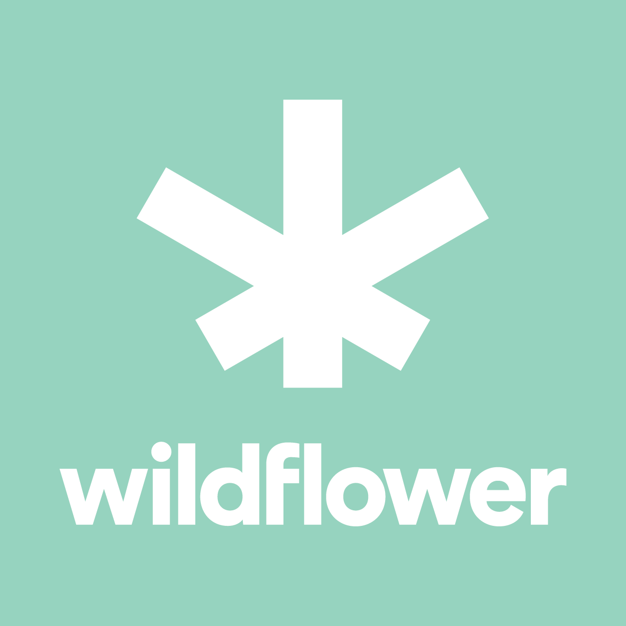 Wildflower Logo Square